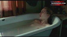 6. Kate Winslet Naked in Bathtub – The Reader