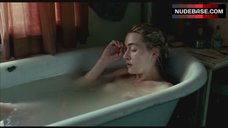 7. Kate Winslet Naked in Bathtub – The Reader