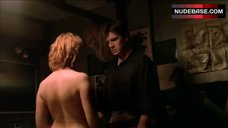 Christina Hendricks Hot Scene – Firefly