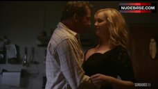 Christina Hendricks Hot Scene – Hap And Leonard