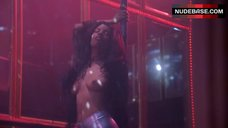 Wendy Grantham Striptease at Pole – The Wire