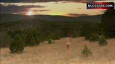3. Danielle De Luca Naked Outdoor – Naked Fear