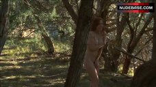 7. Danielle De Luca Naked Outdoor – Naked Fear