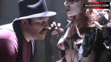 Melinda Clarke Boobs Scene – Return Of The Living Dead Part Iii