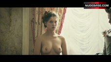 Lea Seydoux Full Frontal Nude – Farewell, My Queen