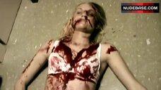 Tiffany Wilson Bloodied in Lingerie – Inexchange