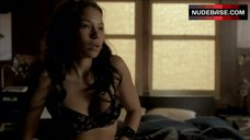 Jessica Parker Kennedy in Sexy Lingerie – The Secret Circle