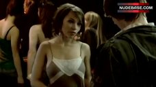 9. Jessica Parker Kennedy Flashes Her Breasts – Decoys: The Second Seduction