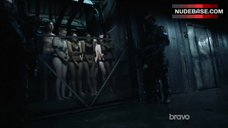 1. Jessica Parker Kennedy Underwear Scene – Colony