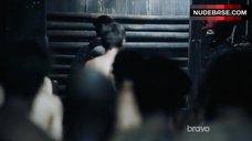 2. Jessica Parker Kennedy Underwear Scene – Colony