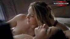 5. Jessica Parker Kennedy Lesbian Sex – Black Sails