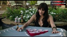 Katharine Mcphee in Black Bikini – Shark Night 3D