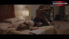 2. Greta Gerwig Oral Sex – Greenberg