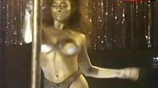 Catya Sassoon Stripper Pole – Dance With Death