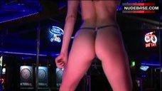 Erika Jordan Striptease in Thong– The Love Machine