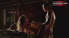 Alice Henley Perfect Sex Scene – Rome