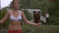 2. Kim Dickens in Lingerie – The White River Kid