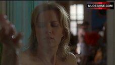 4. Kim Dickens Erotic Scene – Treme