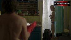 5. Kim Dickens Erotic Scene – Treme