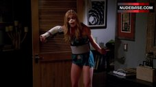 Kate Miner Hot Scene – Two And A Half Men