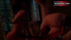 3. Aimee Garcia Sex Scene – Dexter