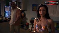 10. Aimee Garcia in Bikini Top – Dexter