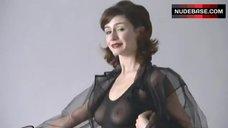 Emily Mortimer in See Through Dress – Lovely & Amazing