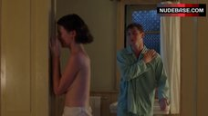 8. Emily Mortimer Exposed Breasts – The Sleeping Dictionary