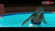Amy Poehler Swimming in Pool – Sisters