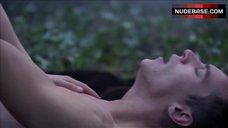 4. Natalie Dormer Sex in Forest – The Tudors