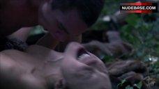 8. Natalie Dormer Sex in Forest – The Tudors