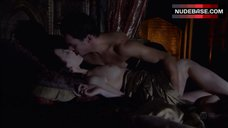 7. Natalie Dormer Sex Scene – The Tudors