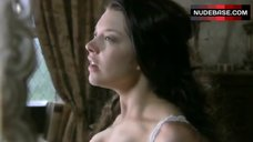 10. Natalie Dormer Sensual Scene – The Tudors