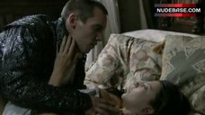 4. Natalie Dormer Sensual Scene – The Tudors