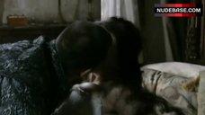 7. Natalie Dormer Sensual Scene – The Tudors