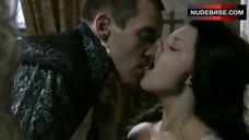 9. Natalie Dormer Sensual Scene – The Tudors