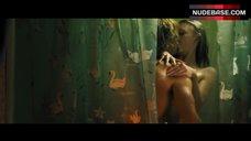 9. Natalie Dormer Completely Nude – Rush