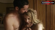 7. Natalie Dormer Flashes Her Tits – The Fades