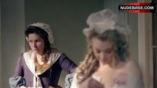 2. Natalie Dormer Nipple Flash – The Scandalous Lady W
