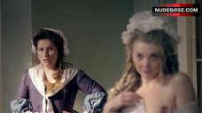 3. Natalie Dormer Nipple Flash – The Scandalous Lady W