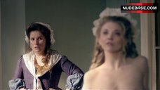 4. Natalie Dormer Nipple Flash – The Scandalous Lady W