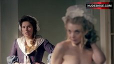 6. Natalie Dormer Nipple Flash – The Scandalous Lady W