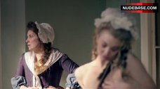 8. Natalie Dormer Nipple Flash – The Scandalous Lady W