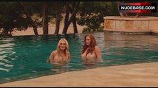 Alicia Rachel Marek Nude Tits – Machete