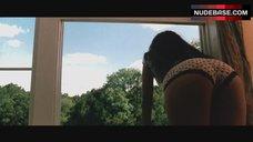8. Sydney Tamiia Poitier Butt in Panties – Death Proof