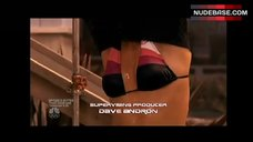 2. Sydney Tamiia Poitier Bikini Scene – Knight Rider
