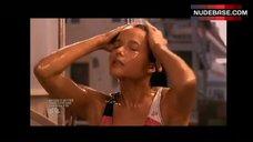 3. Sydney Tamiia Poitier Bikini Scene – Knight Rider