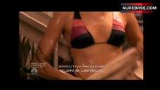 6. Sydney Tamiia Poitier Bikini Scene – Knight Rider
