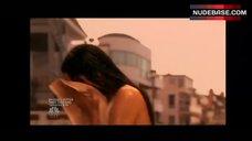 8. Sydney Tamiia Poitier Bikini Scene – Knight Rider