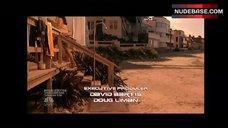 9. Sydney Tamiia Poitier Bikini Scene – Knight Rider
